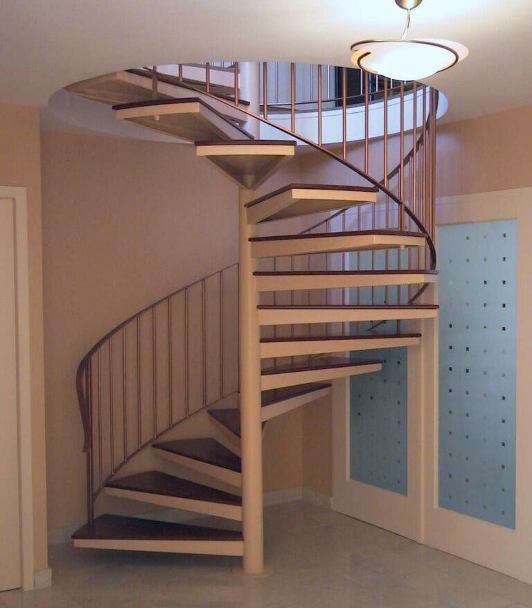 Installation d'un escalier