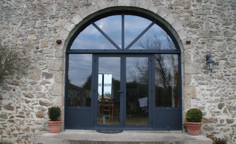 Porte et fenêtre à Cholet