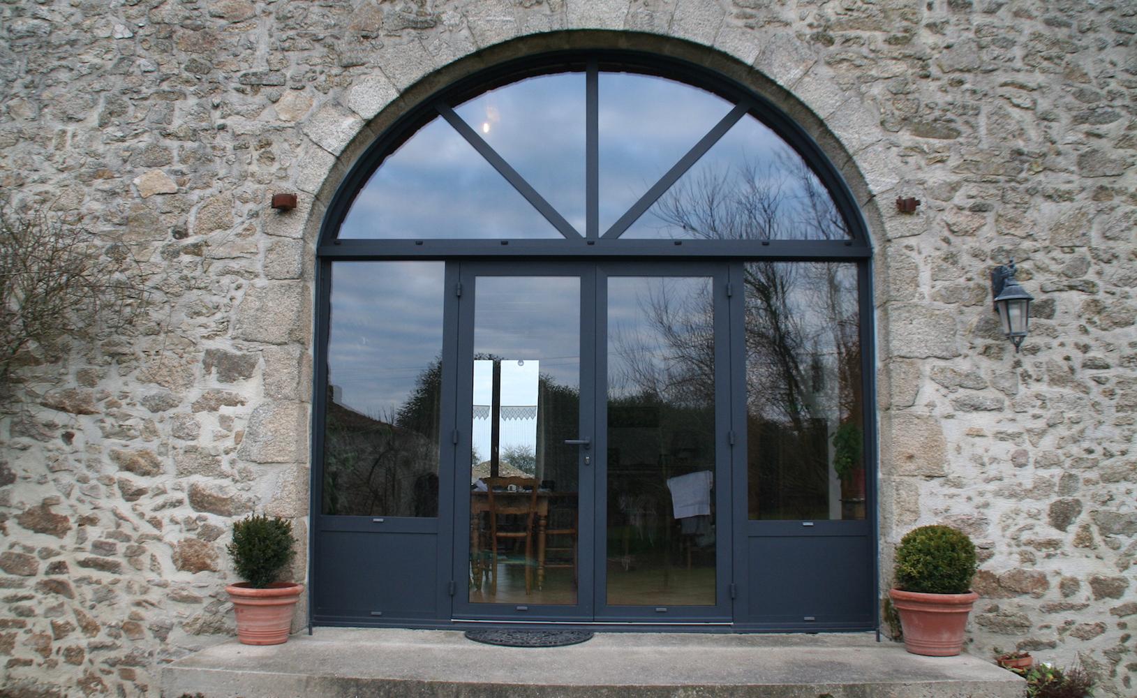 Création fenêtre Cholet
